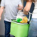 Comidas y Compras para los ancianos