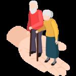 Cuidado personal para ancianos