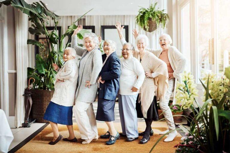 Como tratar a las personas mayores