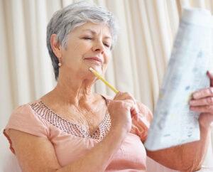 Entrenar la memoria en las personas mayores