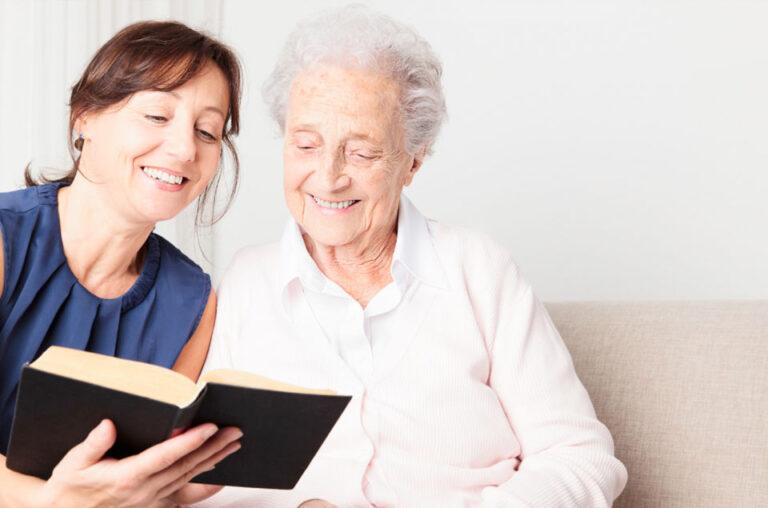 Cuidado de ancianos: envejecer en casa con calidad de vida